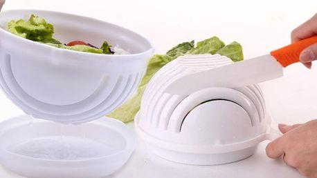 Mísa na rychlé zpracování letního i ovocného salátu