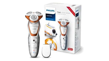 Philips Star wars SW5700/07 bílý