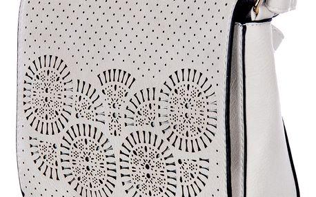 Dudlin Malá kabelka s vzorem letní