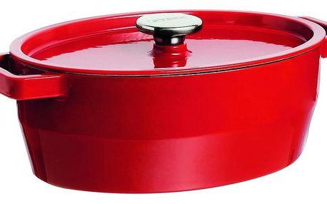 Pyrex Kastrol litinový ovál 33 cm, 5.8 l