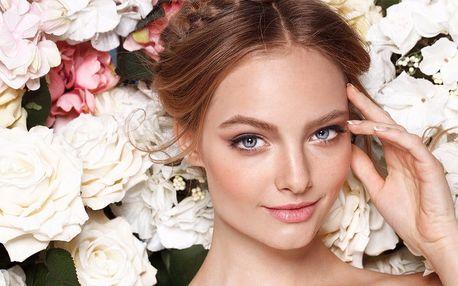 Kosmetické ošetření i s možností trvalé na řasy