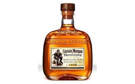 Captain Morgan Private Stock 1l 40%