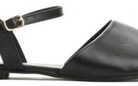 Dámské černé sandály Taylor 2212