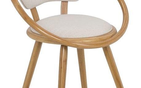 Židle z bambusu Mauro Ferretti Bamboo Globe