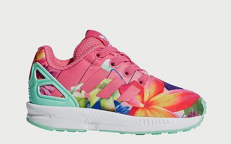Boty adidas Originals Zx Flux El I Růžová