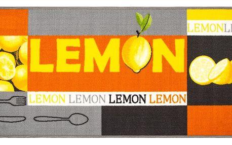 VOG Kuchyňská předložka Lemon, 67 x 150 cm