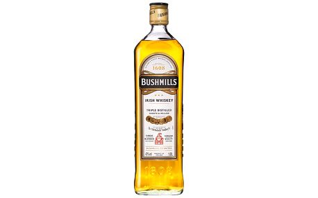Bushmills Irish Whisky 1l 40%