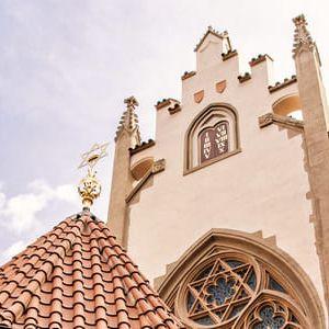 Španělská a Maiselova synagoga