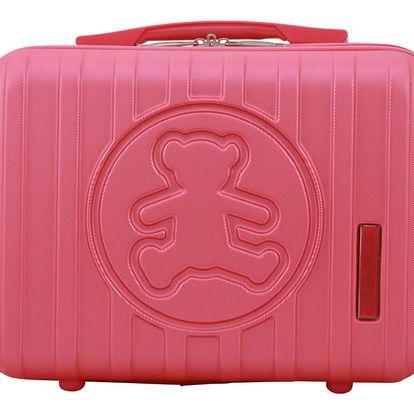 Příruční kufr LULU CASTAGNETTE Teddy, 17l
