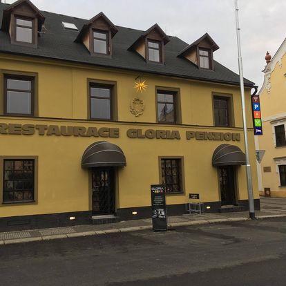 Severní Čechy: 3 až 5 dní pro 2-4 osoby v apartmánech
