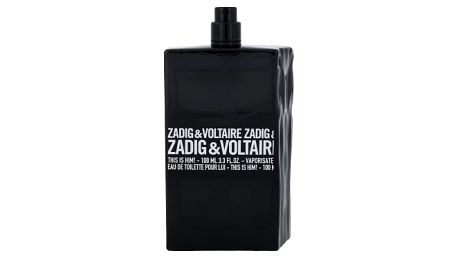 Zadig & Voltaire This is Him! 100 ml toaletní voda tester pro muže