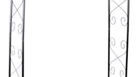 Garthen 2025 Vchodová oblouková pergola - oblouk na růže