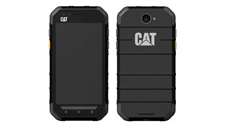 Mobilní telefon Caterpillar S30 DualSIM černý + dárek (CAT S30)