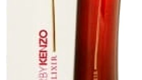 KENZO Flower By Kenzo L´Élixir 50 ml parfémovaná voda tester pro ženy