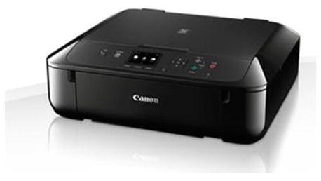 Tiskárna multifunkční Canon PIXMA MG5750 černá + dárek (0557C006)