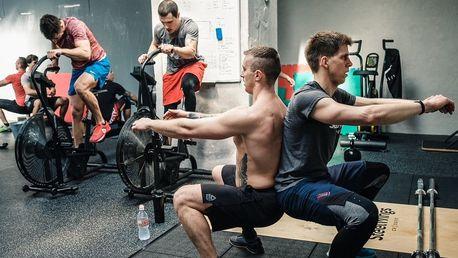 Vstup na funkční trénink v CrossFit Steel Wings