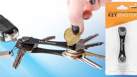Klíčenka Key Master pro skladné uložení klíčů