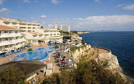 Španělsko - Mallorca na 13 dní, all inclusive s dopravou letecky z Prahy