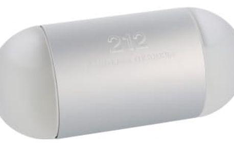 Carolina Herrera 212 NYC 100 ml toaletní voda tester pro ženy