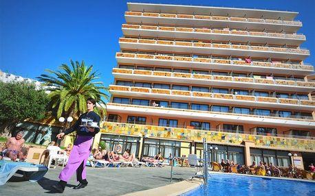 Španělsko - Mallorca na 12 až 15 dní, all inclusive nebo polopenze s dopravou letecky z Prahy