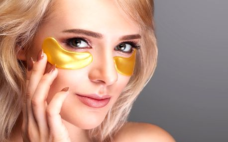 Omlazení z rukou kosmetičky: ošetření se zlatem