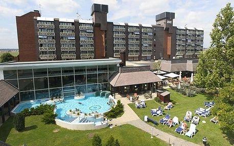 Bük luxusní hotel Danubius s neomezeným wellness a all inclusive