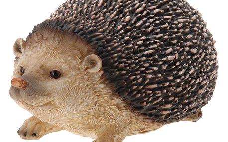 Dekorace na zahradu - ježek, 20 cm ProGarden