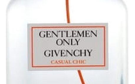 Givenchy Gentlemen Only Casual Chic 100 ml toaletní voda tester pro muže