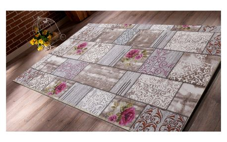 Odolný koberec Vitaus Consuela,120x160cm