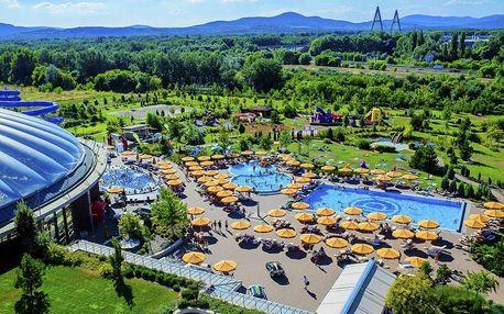 Aquaworld Resort Budapešť s wellness a polopenzí + dítě zdarma