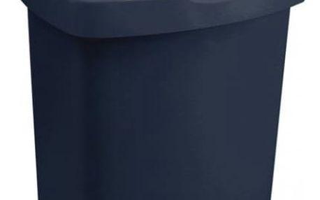 CURVER ROLL TOP 31425 Koš odpadkový 25 l - modrý