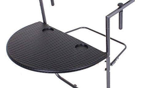Závěsný stolek na balkon ADDU Ventana