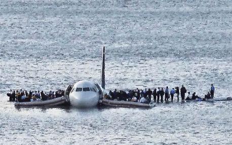 Zalétej si na simulátoru letounu Boeing 737 – SULLY – LET 1549