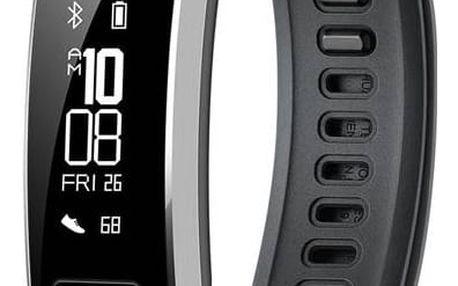 HUAWEI Band 2 Pro fitness náramek černý Černá