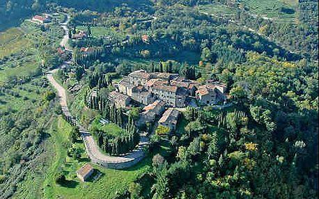 Okúzľujúci pobyt v Toskánsku v regióne Chianti v nádhernom tradičnom prostredí