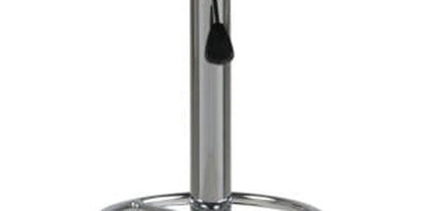 Sada 2 bílých barových židlí Actona Hot - doprava zdarma!2