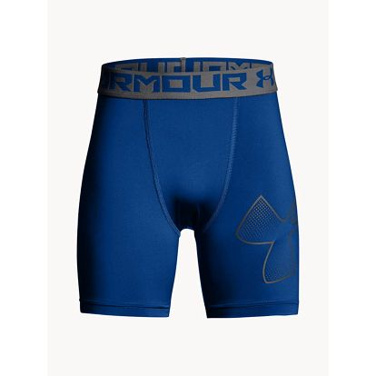 Šortky Under Armour Mid Short Modrá