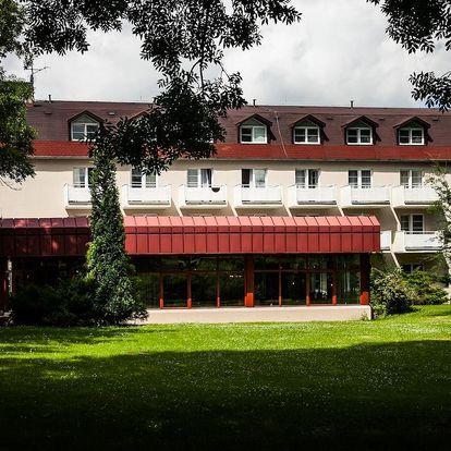 Parkhotel Morris - Moderní hotel nedaleko centra v Novém Boru