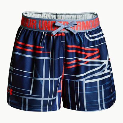 Kraťasy Under Armour Printed Play Up Short Barevná