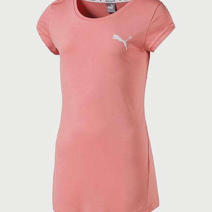 Tričko Puma Active Dry ESS Tee G Růžová