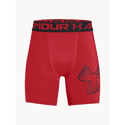Šortky Under Armour Mid Short Červená