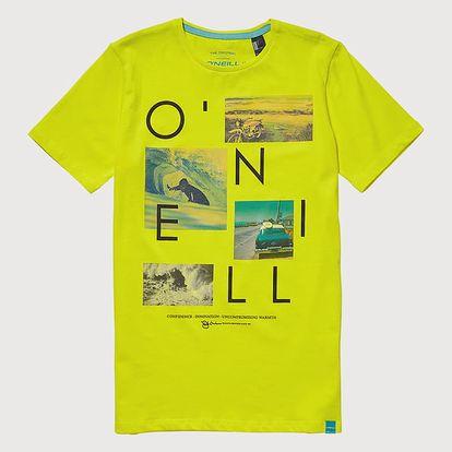 Tričko O´Neill Lb Neos S/Slv T-Shirt Žlutá