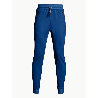 Tepláky Under Armour Pennant Tapered Pant Modrá