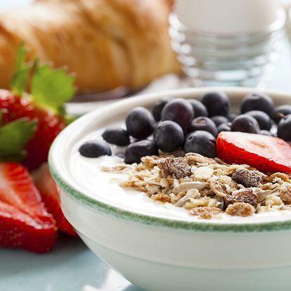 Snídaňové menu: slané, sladké, caprese či zdravé
