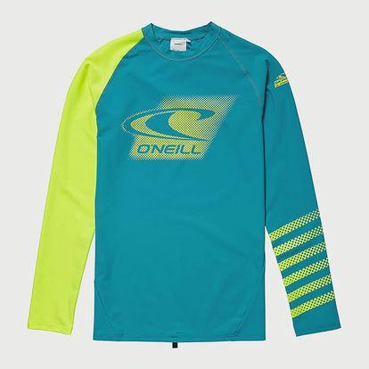 Tričko O´Neill Pb L/Slv Skin Zelená