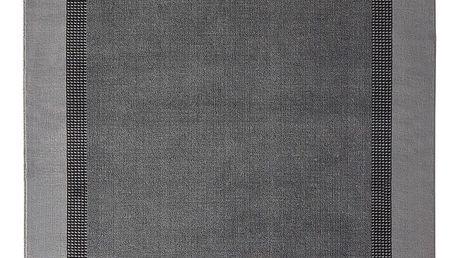 Šedý koberec Hanse Home Monica, 120x170 cm