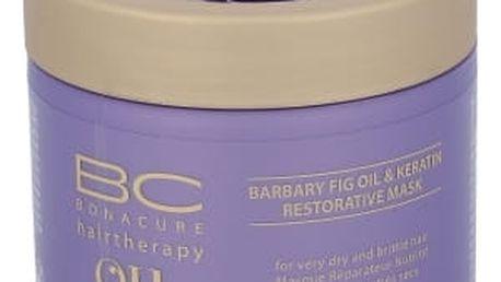 Schwarzkopf BC Bonacure Oil Miracle Barbary Fig & Keratin 150 ml maska na vlasy pro ženy