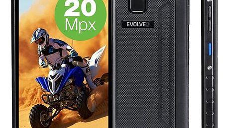 Mobilní telefon Evolveo StrongPhone G8 (SGP-G8-B) černý Software F-Secure SAFE, 3 zařízení / 6 měsíců v hodnotě 979 Kč + DOPRAVA ZDARMA