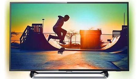 Televize Philips 50PUS6262 stříbrná