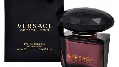 Versace Crystal Noir toaletní voda dámská 90 ml